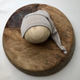 Newborn - Luxery Collection Hat - light taupe