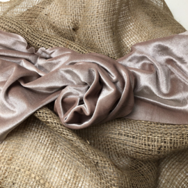 Wrap/ Layer - Velvet Collection - Nude