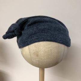 Luxury Collection - sleep hat - blue