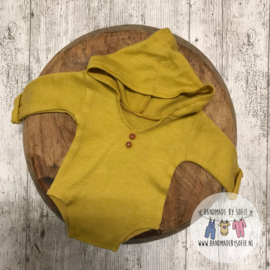 Romper Luxury Collection - Mustard