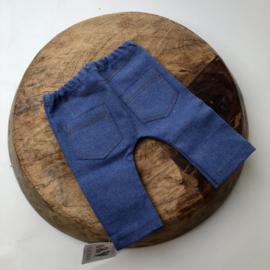 Newborn - Jeans - medium blue