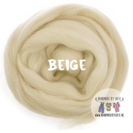 Round Blanket - BEIGE  - Pre Order (2 - 6 weeks )
