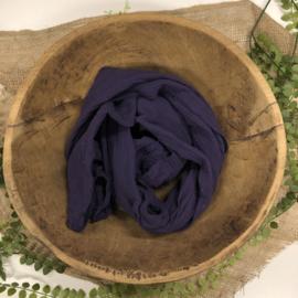 Organic Cotton Collection - Layer / Wrap - Purple