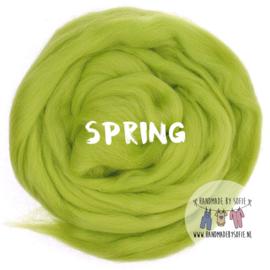 Round Blanket - SPRING  - Pre Order (2 - 6 weeks )