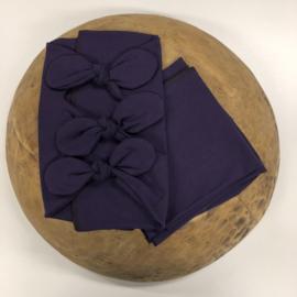 Bundle of Love Wrap & BOW option - Aubergine