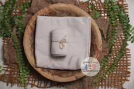 Luxury Collection - Stretch Backdrop - Light Taupe