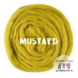 Round Blanket - MUSTARD - Pre Order (2 - 6 weeks )
