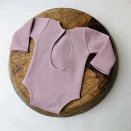 Sitter romper - Special - Old Pink - Size 80