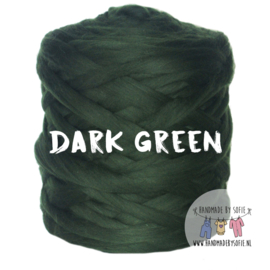 Round Blanket - DARK GREEN  - Pre Order (2 - 6 weeks )