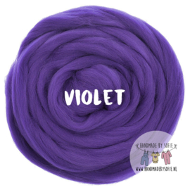Round Blanket - VIOLET - Pre Order (2 - 6 weeks )