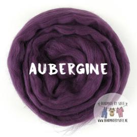Round Blanket - AUBERGINE - Pre Order (2 - 6 weeks )