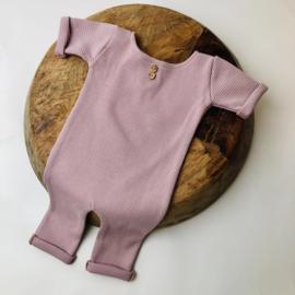 Newborn Onesie - Special - Old Pink