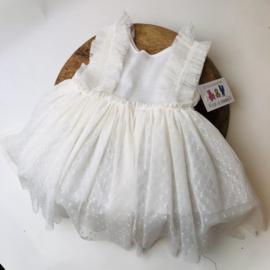 Dress -  Ecru - Size 80