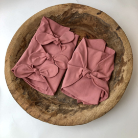 Bundle of Love Wrap - April Collection - Mauve