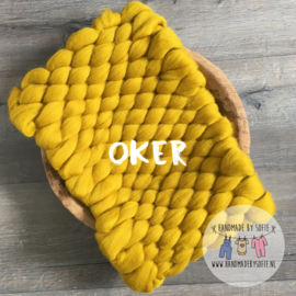 Bump Blanket - Oker - RTS