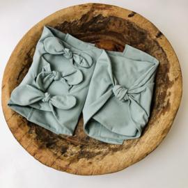 Bundle of Love Wrap - April Collection - Old Mint