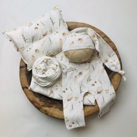 Flower Collection - Stretch Wrap - BOHO
