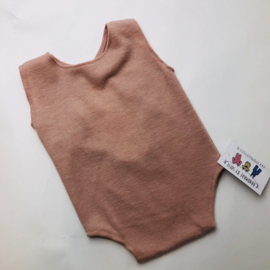 Romper Luxury Collection  - Rose- Size 80