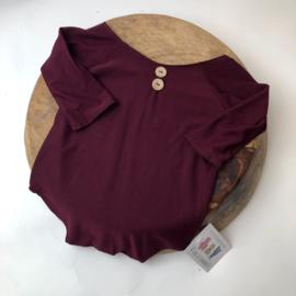 Romper - Bordeaux - Size 80