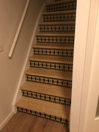 Stair stickers ART DECO