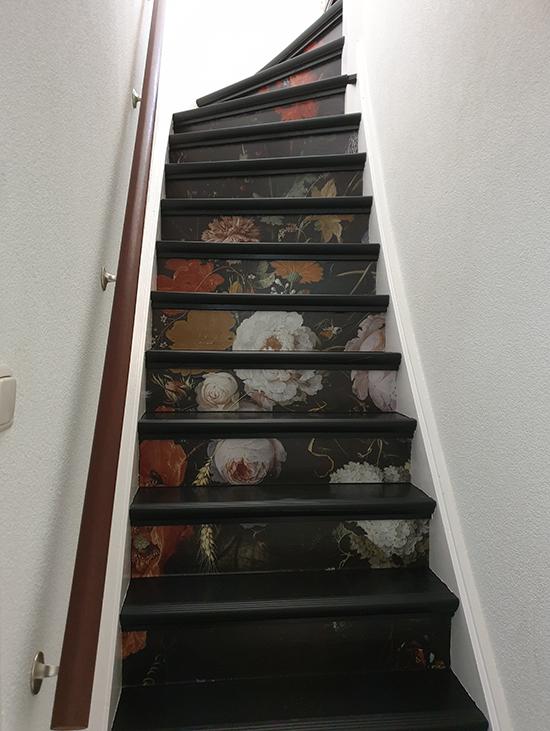stairs sticker masterpiece