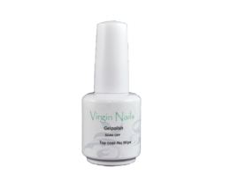 Virgin Nails Top Coat - No Wipe