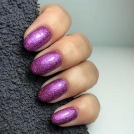 "Virgin Nails Diamond Gel ""Purple"""
