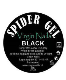 "Spider Gel ""Black"""