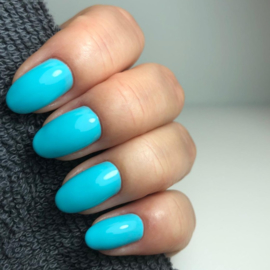 "Virgin Nails Gelpolish ""Blue Lagoon"""