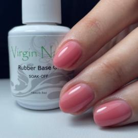 """Virgin Nails Rubber Base Gel """"Rose"""""""