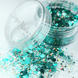 Virgin Nails Glitters 001