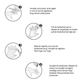 Bodipure Manicure Gloves Professional