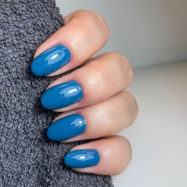 """Virgin Nails Gelpolish """"Petrol Blue"""""""