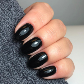 "Virgin Nails Gelpolish ""Black Beauty"""