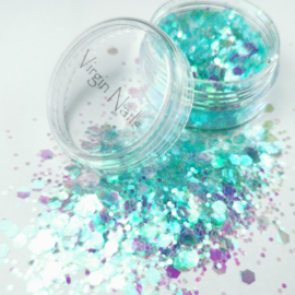 Virgin Nails Glitters 002