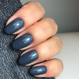 "Virgin Nails Gelpolish ""Dark Grey"""