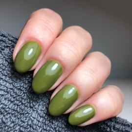"Virgin Nails Gelpolish ""Olive"""