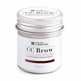 "CC Brow Henna ""Dark Brown"" 5mg/10mg"