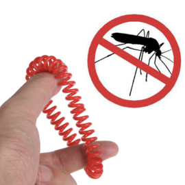 Anti Muggen Armband (10 STUKS/SET)