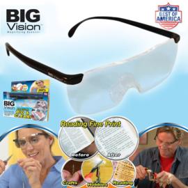 BigVision - Vergrootbril