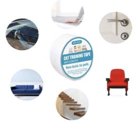 Anti-krab Tape - Voorkomt schade aan meubels en interieur
