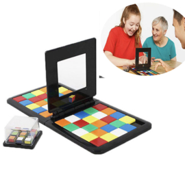 Kubiks Color Race - Magisch Blokken Spel