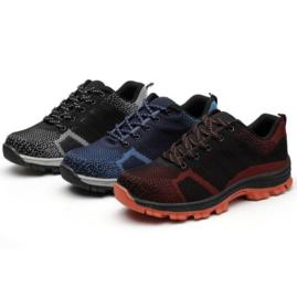 Work Kicks - Onverwoestbare Camouflage Sneakers