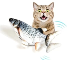 Dancing Fish - Interactief Katten Speelgoed