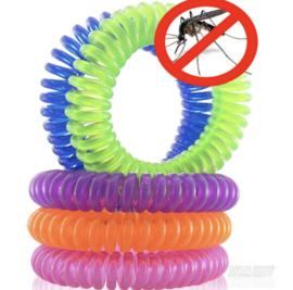 Anti Muggen Armband (10 STUKS)