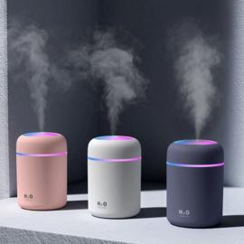 Misty - Ultrasone Luchtbevochtiger