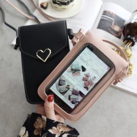 CHIQ - Handige Telefoon Tas met Touchscreen ontwerp