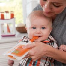 Gezonde Babyvoeding Persstation