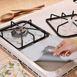 Herbruikbare Kookplaatbeschermers