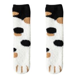 Warme Katten Klauw Sokken